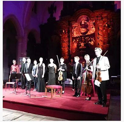 festival autour des cordes église du Puy