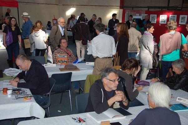 festival de la bande dessinée Cajarc (2)