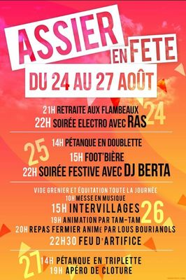fête Assier