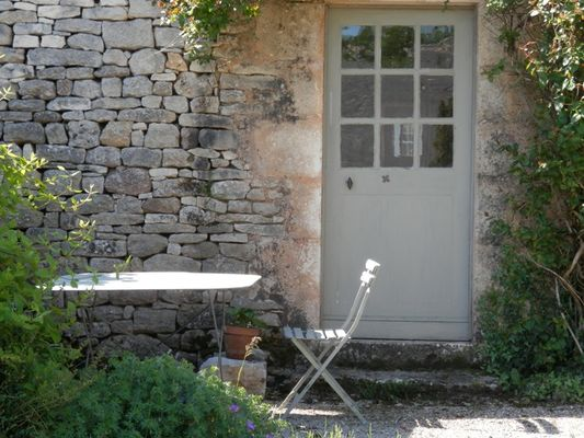 Côté Fournil - Terrasse