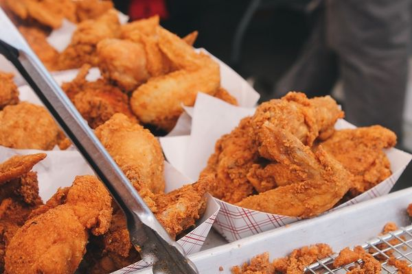 fried-chicken-690039_1280©pixabay