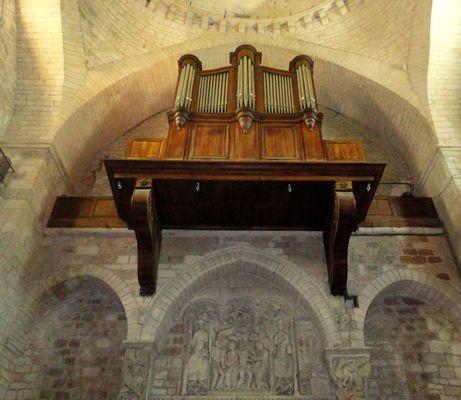 heure d'orgue