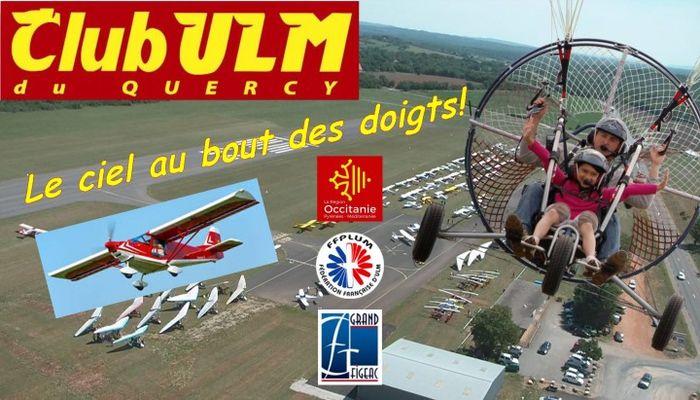 Club ULM du Quercy - Durbans