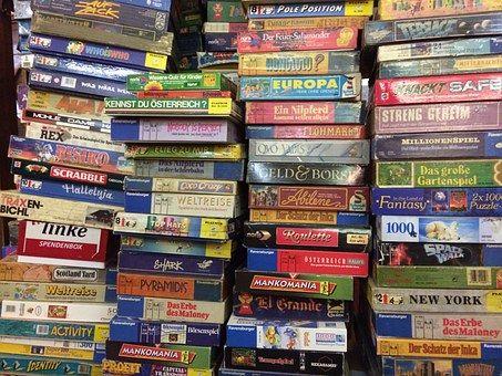 Bourses livres jeux