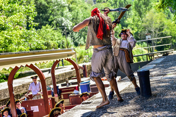 """la """"Croisière Pirate"""" - la bataille des pirates_18 © Lot Tourisme - C. ORY"""