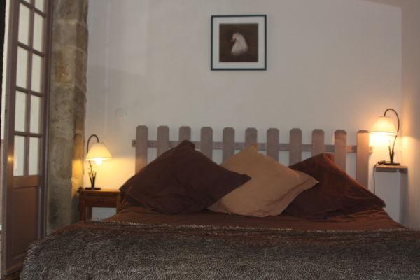 la Pébrunelle-Puy d'Arnac - chambre 2