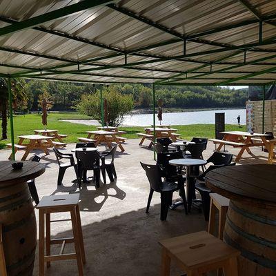 Snack restaurant Lac Vert de Catus