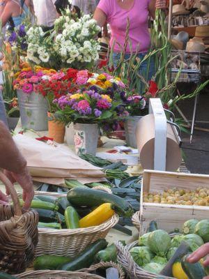 marché de Meyssac