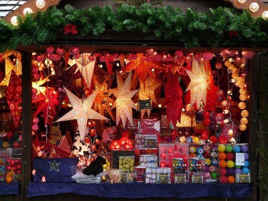marché de Noël @pixabay