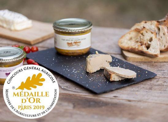 mise en scene foie gras web