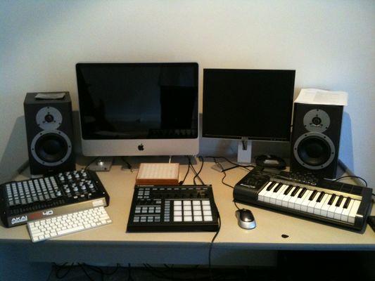 musique assistée par ordinateur©drvinay - Flickr