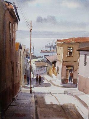 peinture Fernando Concha