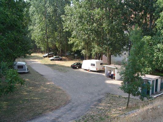 camping st géry
