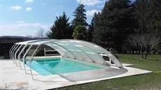 piscine  abri