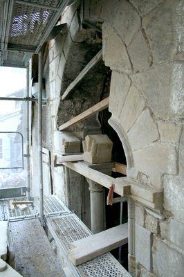 restaurer les façades