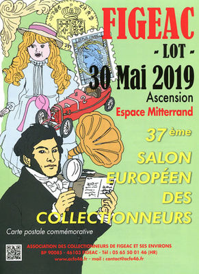 salon collectionneurs 2019