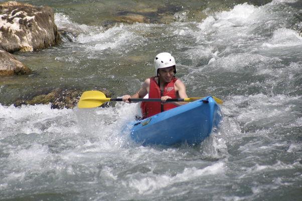 canoë kayak gorges du Tarn