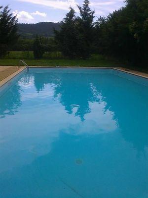 Camping de La-Mothe piscine