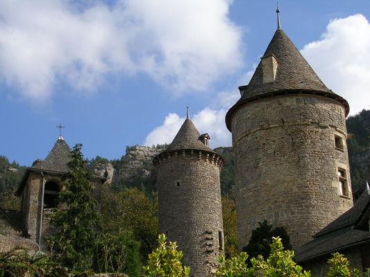 Château de St Saturnin