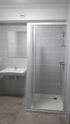 Gîte d'étape La Canourgue-salle d'eau