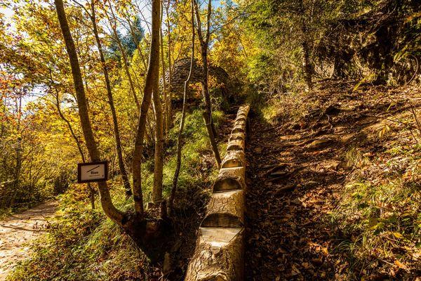 Le Vallon du Villaret