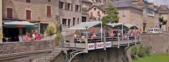 Restaurant - ADM - Resto-Bar Alex