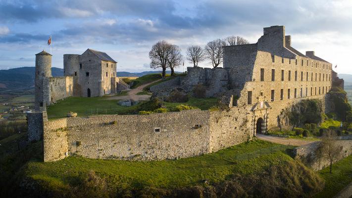 Site historique de Séverac-le-Château