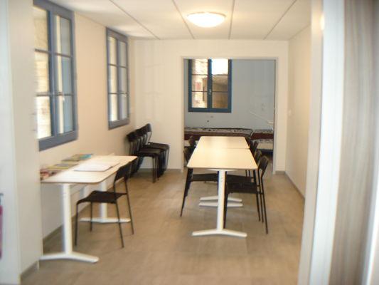 Salle-commune