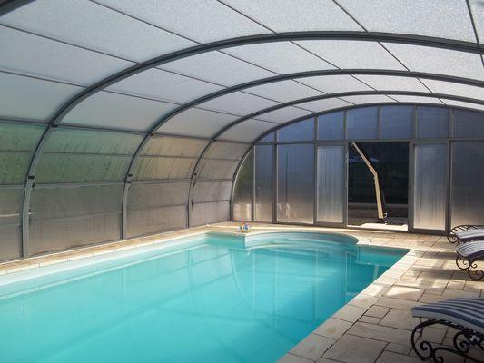 abri piscine angle ouest