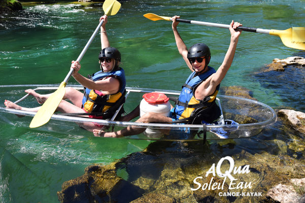 canoe-transparent-unique-original-aquasoleileau-mostuejouls-gorgesdutarn