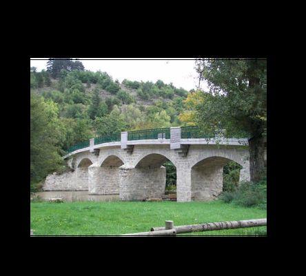 pont du villard