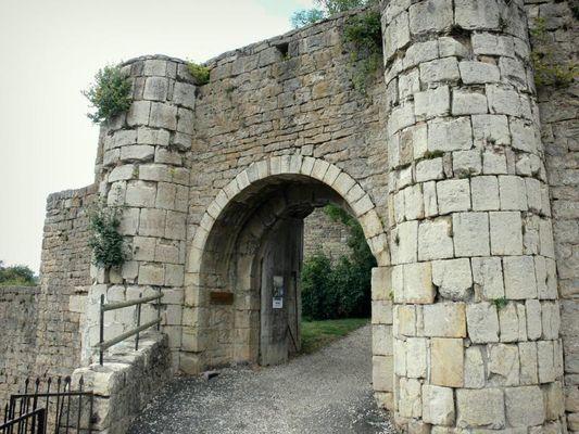 porte des remparts