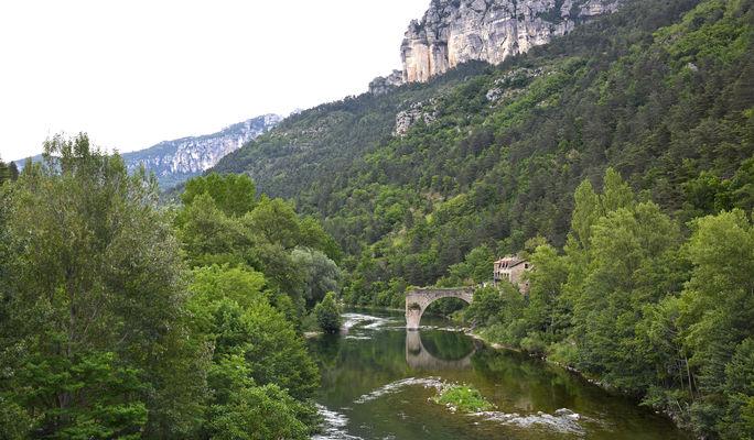 Causse de Sauveterre et Gorges du Tarn aventure