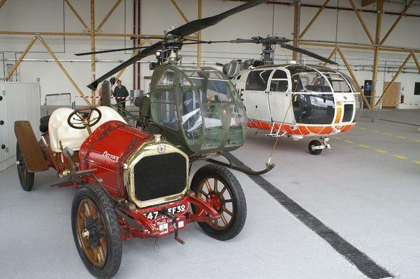 Musée de l'Hélicoptère 2016