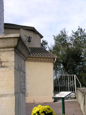 Mairie de Castets - CASTETS - cloche du XVeme de la chapelle de Houas