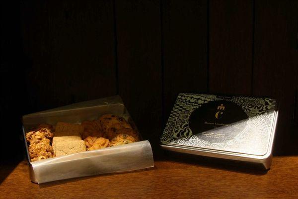 Maison Constanti - Biscuits