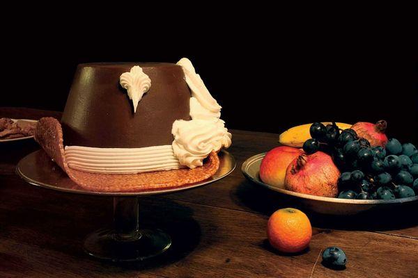 Maison Constanti - chapeau d'Artagnan