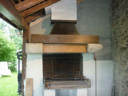 Maison Soulé - Barbecue (Suzanne Loubet)