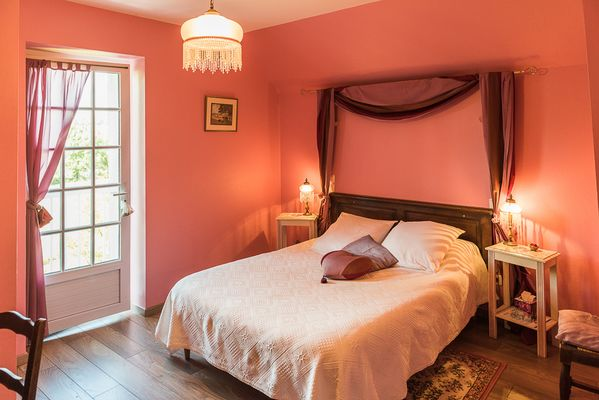 Maison-d-Hotes-Naba - Chambre rose (Clément Herbaux)
