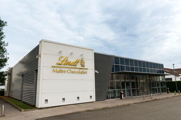 Maison des maîtres chocolatiers LINDT I (Clément Herbaux)