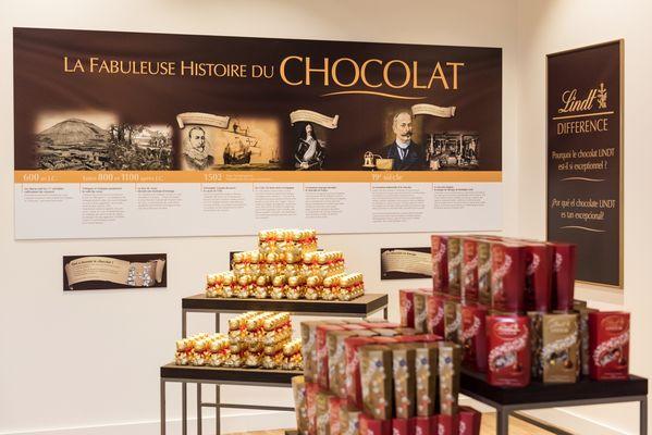 Maison des maîtres chocolatiers LINDT II (Clément Herbaux)