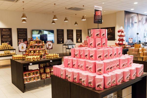 Maison des maîtres chocolatiers LINDT III (Clément Herbaux)