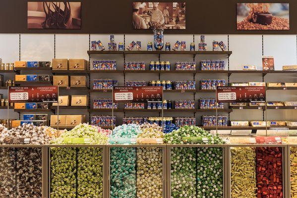 Maison des maîtres chocolatiers LINDT IV (Clément Herbaux)