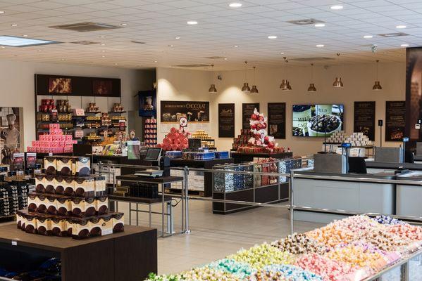 Maison des maîtres chocolatiers LINDT VI (Clément Herbaux)