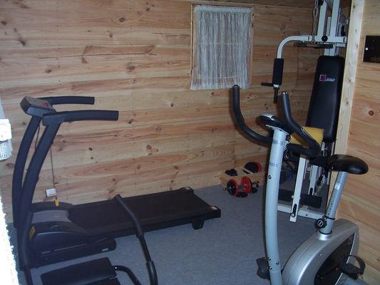 Millot - salle de sport
