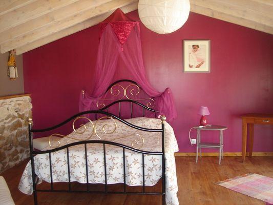 HLOAQU0400020471 - Moulin de Constance petit gîte _chambre pour TiS