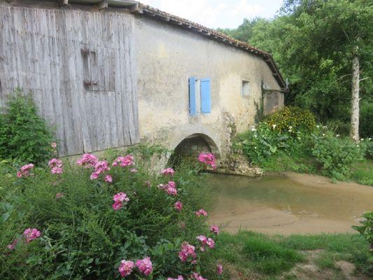 Moulin de Poyaller - Moulin à eau