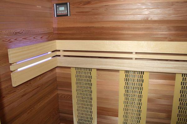 Odé - sauna salle détente