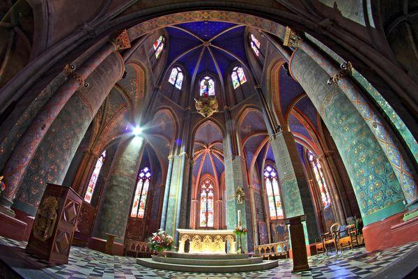 Oloron Sainte-Marie - Cathedrale Sainte-Marie (Nicolas Fernandez)