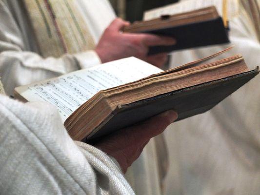 Abbaye de Maylis - Livre de prières